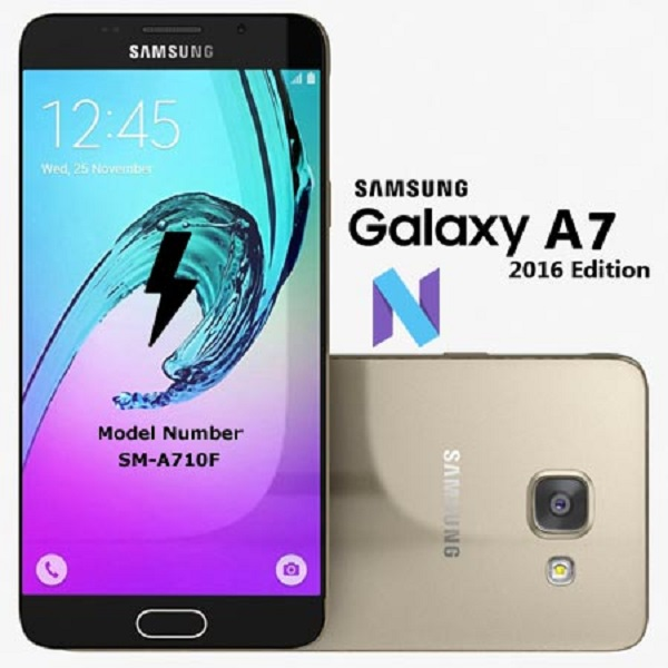 Rom Firmware Samsung Galaxy A7 2016 SM-A710F Android 7 0